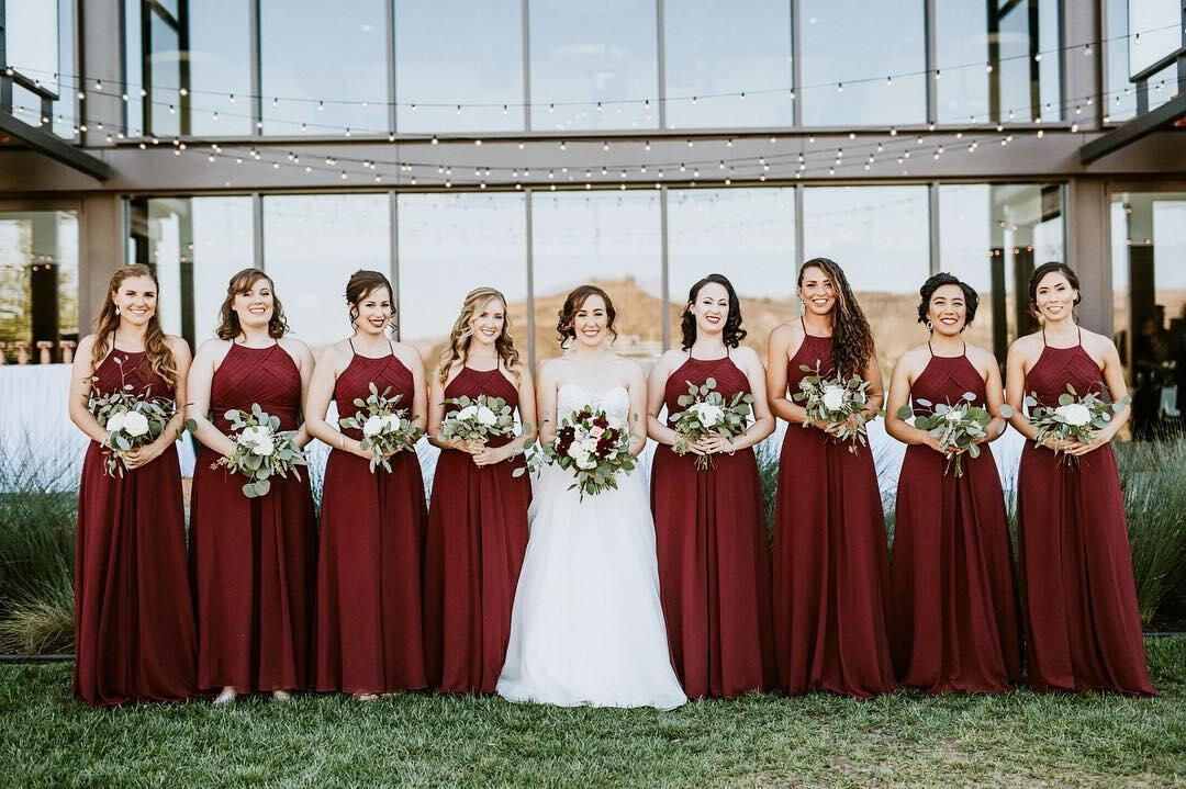 Perfect Bridesmaid Dresses for Perfect