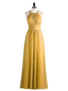 Babaroni yellow bridesmaid dresses Irene