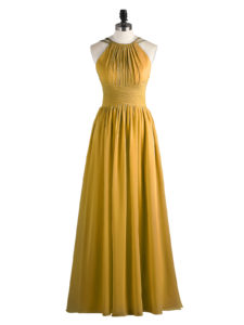 Babaroni yellow bridesmaid dresses Kristin