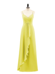 Babaroni yellow bridesmaid dresses Octavia