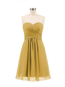 Babaroni yellow bridesmaid dresses Samantha