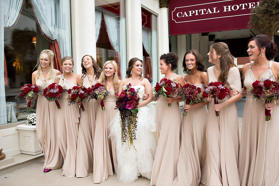 How To Organize A Champagne Wedding 6 Tips For Brides