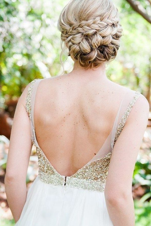 6 Open Back Wedding Dresses That Make You Want To Say Yes