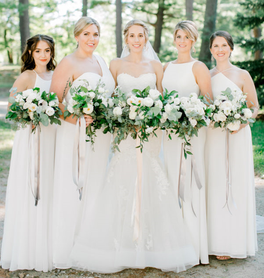 7313633d033 The Most Elegant Wedding Dresses For You