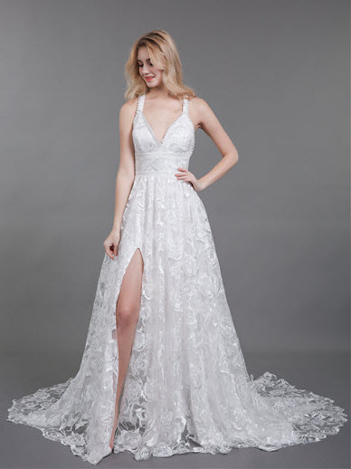 Babaroni Kira Wedding Dresses