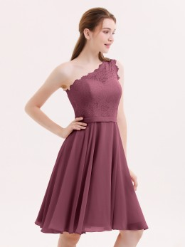 ee0e910444a Mulberry Cassiopeia V Neck Long Chiffon Dress with Bow