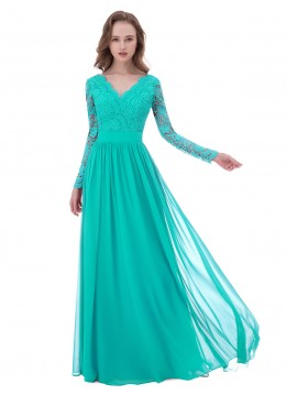 Lime Green Mother of the Bride Dresses