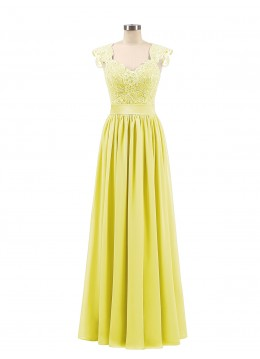 459abfeed9e  120.00 -  149.99 Lemon Chiffon Mother of the Bride Dresses ...