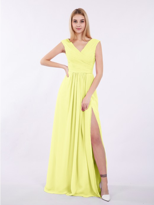 Daffodil Bridesmaid Dresses Bridesmaid Gowns Babaroni