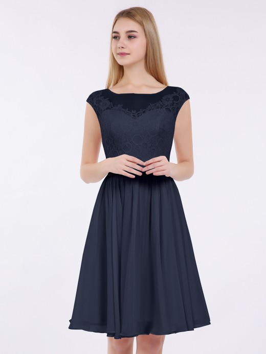 Dark Navy Shortmini Short Dark Navy Bridesmaid Dresses Babaronicom